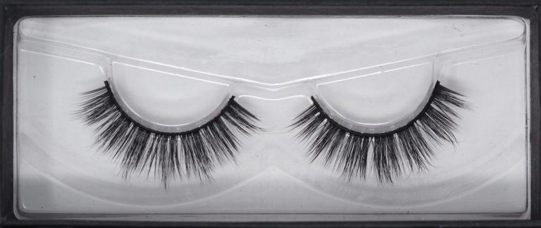Lucasta Silk False Eyelashes