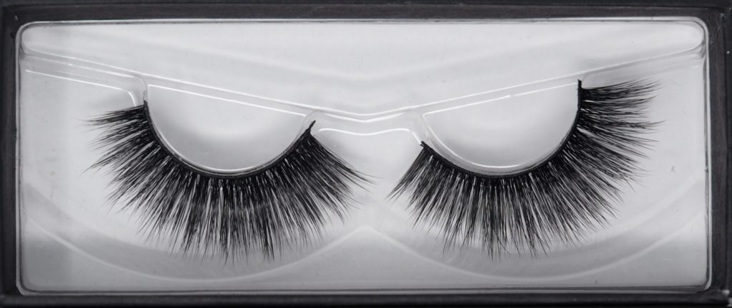 Zenobia Silk False Eyelashes