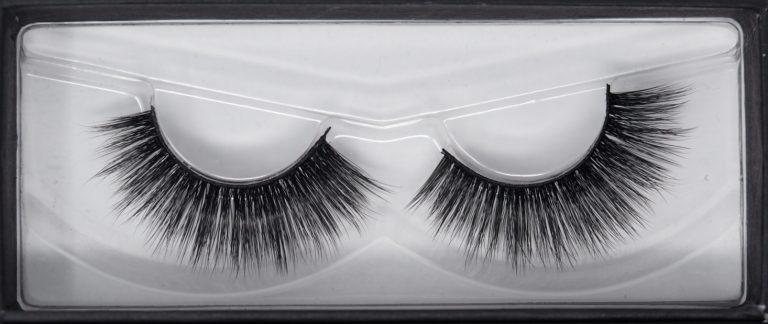 Zenobia Silk False Eyelashes